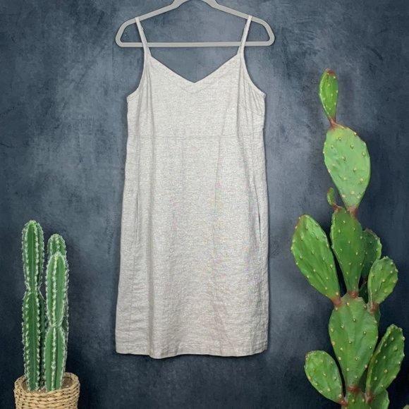 Eileen Fisher Dresses & Skirts - CLEARANCE Eileen Fisher Twinkle Slip Dress XS